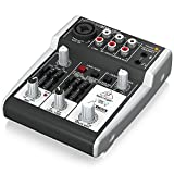Immagine 2 behringer xenyx 302usb mixer premium