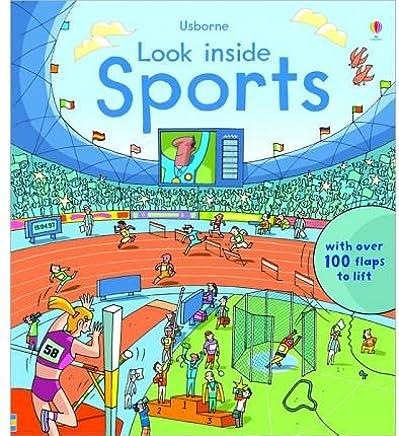 [(Look Inside Sports )] [Author: Rob Lloyd Jones] [Jun-2012]