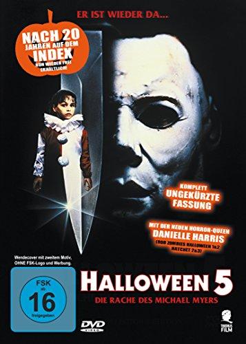 Halloween 5 - Die Rache des Michael Myers (Uncut)