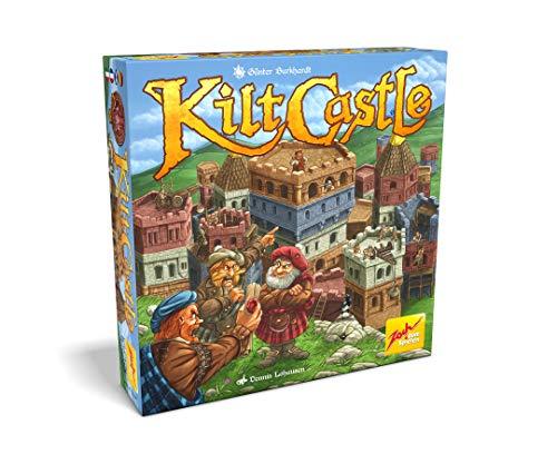 Zoch 601105104 Kilt Castle, Brettspiel