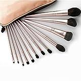 MEISINI Set de pinceles de maquillaje Blush Powder High Gloss Pincel de sombra de ojos profesional Juego de herramientas de maquillaje