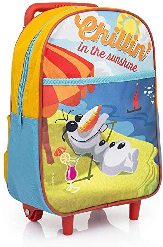 Frozen Olaf Sun, Sea and Sand Pull Along Trolley Bag