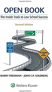 Open Book: The Inside Track to Law School Success (Academic Success)