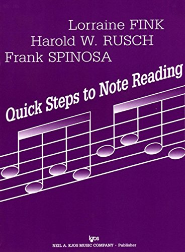 69VN - Quick Steps to Note Reading - Volume One - Violin
