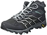 Merrell MOAB FST 2 Mid GTX, Zapatillas para Caminar Mujer, Gris (Storm), 40 EU