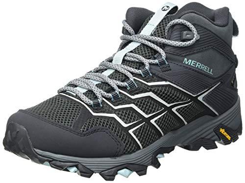 Merrell Damen Moab FST 2 MID GTX Walking-Schuh, Storm, 40 EU