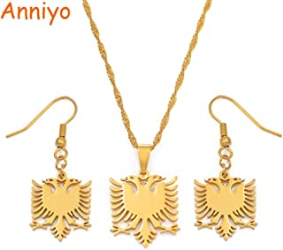Best albanian necklace for sale Reviews