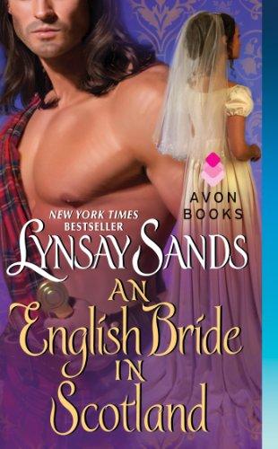 An English Bride in Scotland: Highland Brides (Highlander Book 1) by [Lynsay Sands]