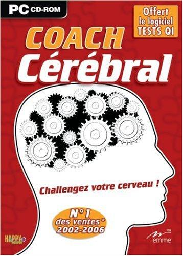 """Coach cérébral """"Challengez votre cerveau"""" - Test Q.I. adulte offert"""