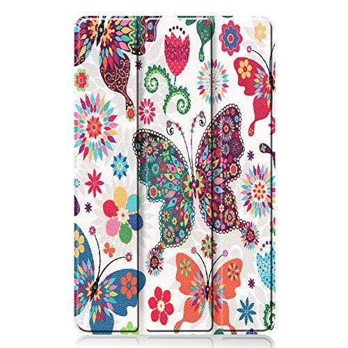 QiuKui Tab Funda para Samsung Galaxy Tab A 8.4 2020 / Tab A4S / Tab T307U, Cubierta de protección portátil portátil de la Tableta para Samsung Galaxy Tab A 8.4 T307U (Color : Azul)