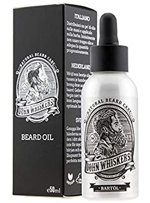 John Whiskers Bartöl Made