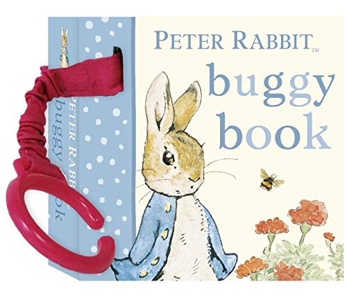 Rainbow Regenbogen-Designs Peter Rabbit Steckbare Buggy Buch