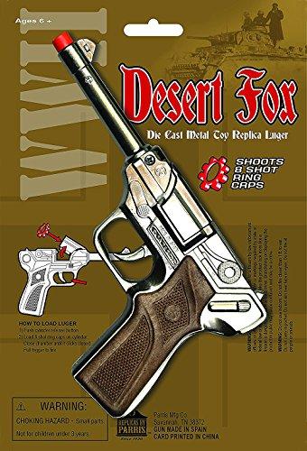 PARRIS CLASSIC QUALITY TOYS EST. 1936 Desert Fox