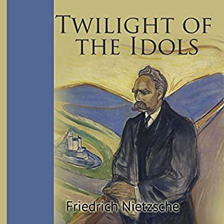 Twilight of the Idols cover art