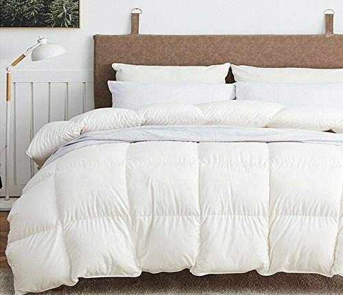 Luxury Duck Feather & Down Duvet/Quilt Bedding - Single 15 TOG Supreme Quality-Single