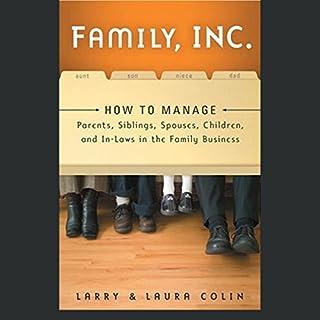 Family, Inc. cover art