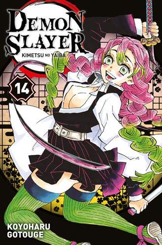 Demon Slayer Edition simple Tome 14