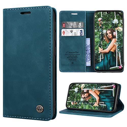 RuiPower per Cover Samsung Galaxy A40 Pelle, Custodia Samsung Galaxy A40 Portafoglio Flip Caso con TPU Antiurto Supporto Stand Magnetica Cover per Samsung A40 -...