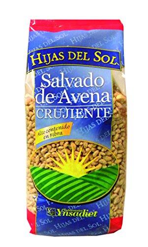 Hijas Del Sol Salvado De Avena Crujiente   250 gr