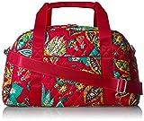 Vera Bradley Women's Signature Cotton Compact Sport Bag, Rumba
