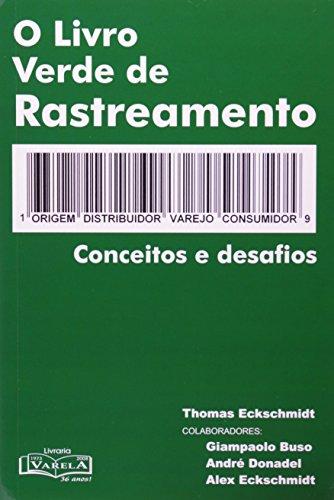 O Livro Verde de Rastreamento. Conceitos e Desafios