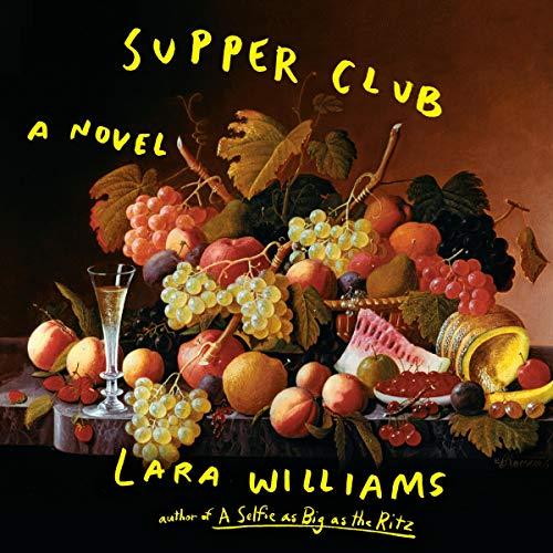 Supper Club audiobook cover art