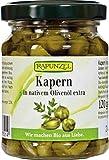 Alcaparras En Aceite Oliva Bio 120 Gr de Rapunzel