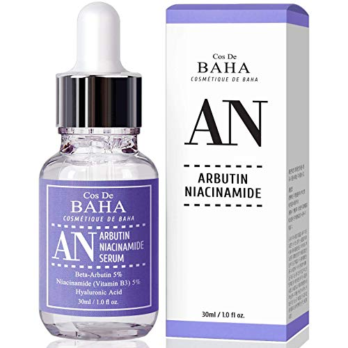 Arbutin 5% Serum for Face with Niacinamide 5% - Treating...