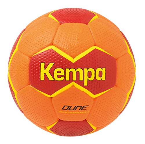 Kempa Dune Handball, shockred/Rot, 3