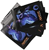 Magic the Gathering Mana 4 Planeswalkers 'Jace - Blue' Deck Sleeves - 80 Ct