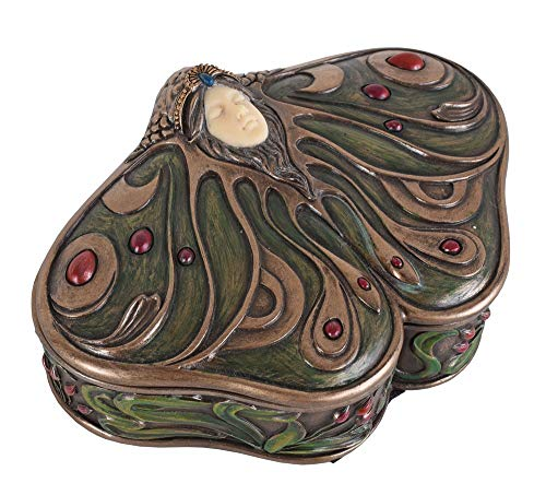 Pillendose Deckeldose Schmetterling Box Schatulle Veronese Schmuckdose Frau AN10101A4 Palazzo Exklusiv
