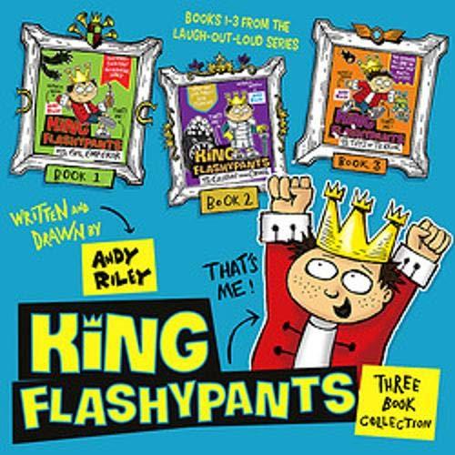 King Flashypants Collection cover art