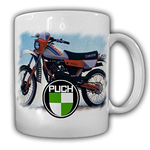 Mok Puch Condor motorkleding motorfiets accessoires koffiebeker Motocross Enduro # 24140