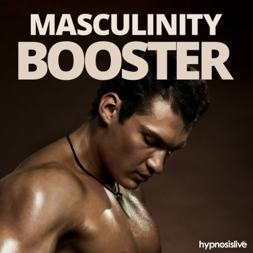 Masculinity Booster Hypnosis cover art