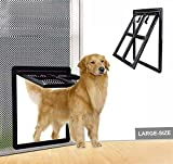 SUCCESS Pet Screen Door for Sliding Screen Doors, Magnetic & Automatic...