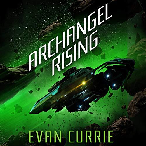 Archangel Rising cover art