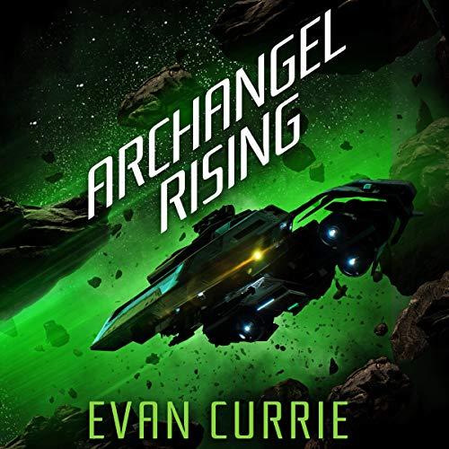 Archangel Rising Titelbild