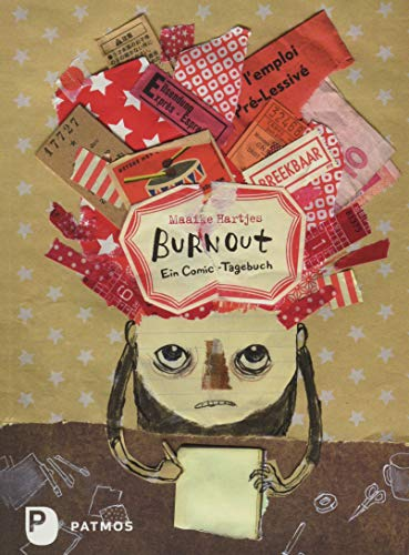 Burnout: Ein Comic-Tagebuch