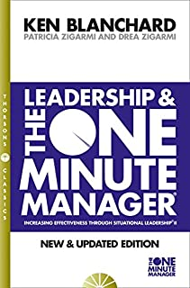 Leadership & the One Minute Manager by Kenneth H. Blanchard - Paperback
