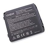 vhbw Akku passend für FUJITSU-Siemens Amilo M7400 / Amilo Pro V2000 Medion MD42200 Laptop Notebook - (Li-Ion, 4400mAh, 14.8V,65.12Wh, schwarz)