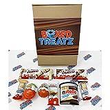 Caja de regalo de chocolate Kinder Chocolate Lover Selection Caja de regalo Caja de regalo Caja de...