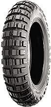 Shinko SR421 Front/Rear 4 Ply 3.50-8 Trials Tread Motorcycle Tire