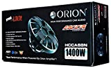 """Orion HCCA68N 6.5"""" High Performance Speaker HCCA Series (PAIR)"""