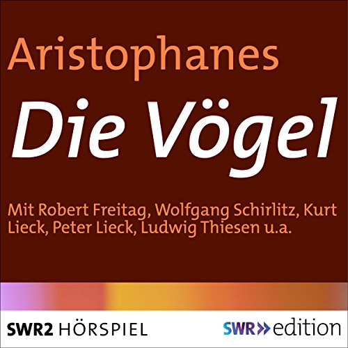 Die Vögel cover art