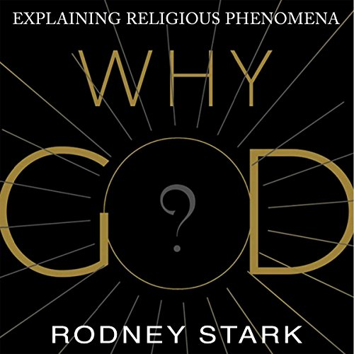 Why God? audiobook cover art