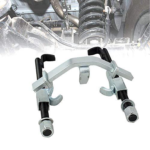 BMOT Universal Federspanner 3-TLG bis 1500kg / 1,5t Federn f. Tieferlegung KFZ Spanner Werkzeug
