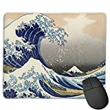 DBZ Mouse Pad Anime Gaming Mouse Pad 9.8x11.8 Inch Stitched Edges Waterproof Mousepad Pixel-Perfect Mouse Mat
