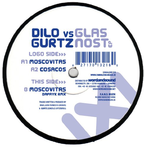 Glasnost Ep [Vinyl Single]