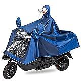 Unisex Adult Poncho Waterproof Rain Poncho...