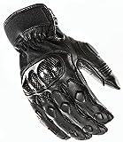 Joe Rocket Men's Grand National Glove (Black, XXX-Large)